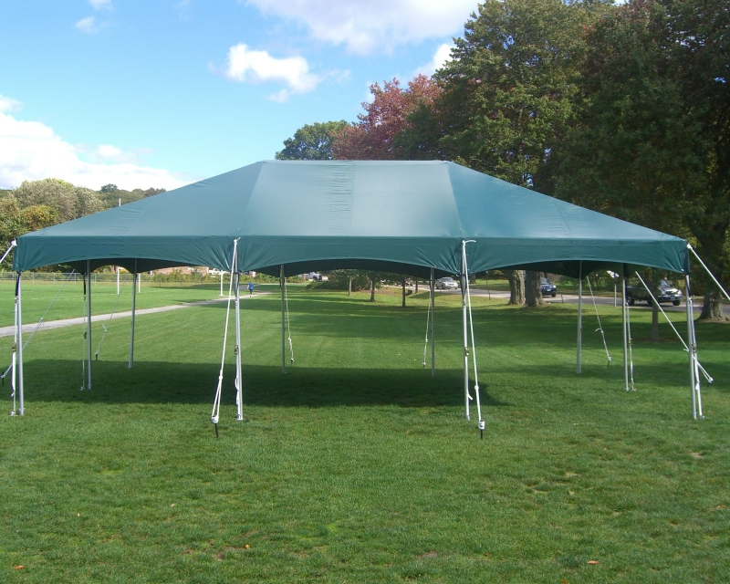 Cinch Top Frame Tent