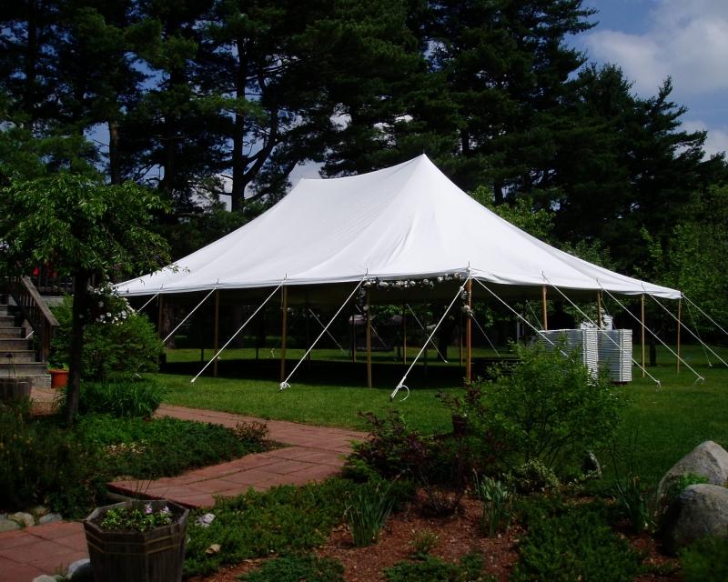 30x S Pole Tent