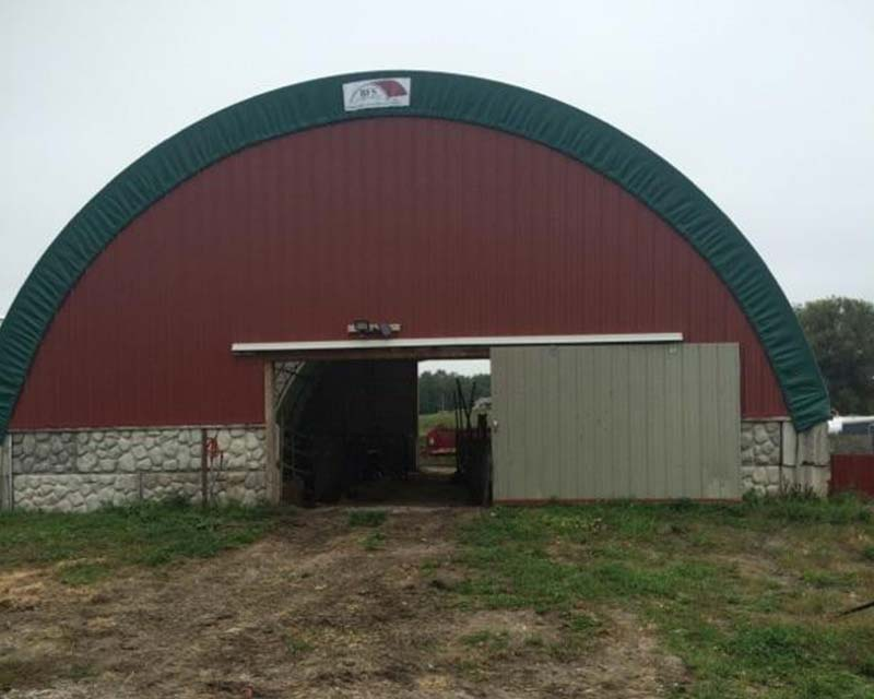 Barn Fabric Farm structure