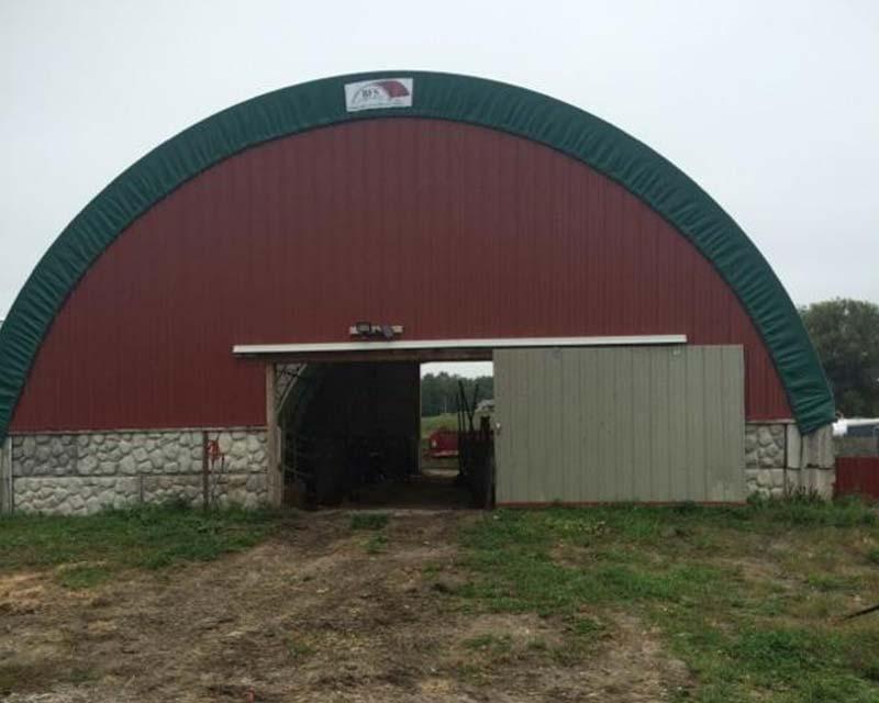 Barn Fabric Farm structure