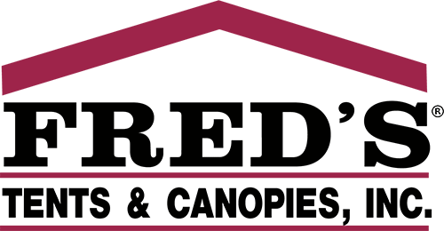 Fred's Tents & Canopies Logo
