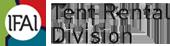 IFAI Tent Rental Division logo