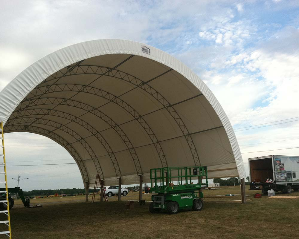 Better Fabric Structure being setup