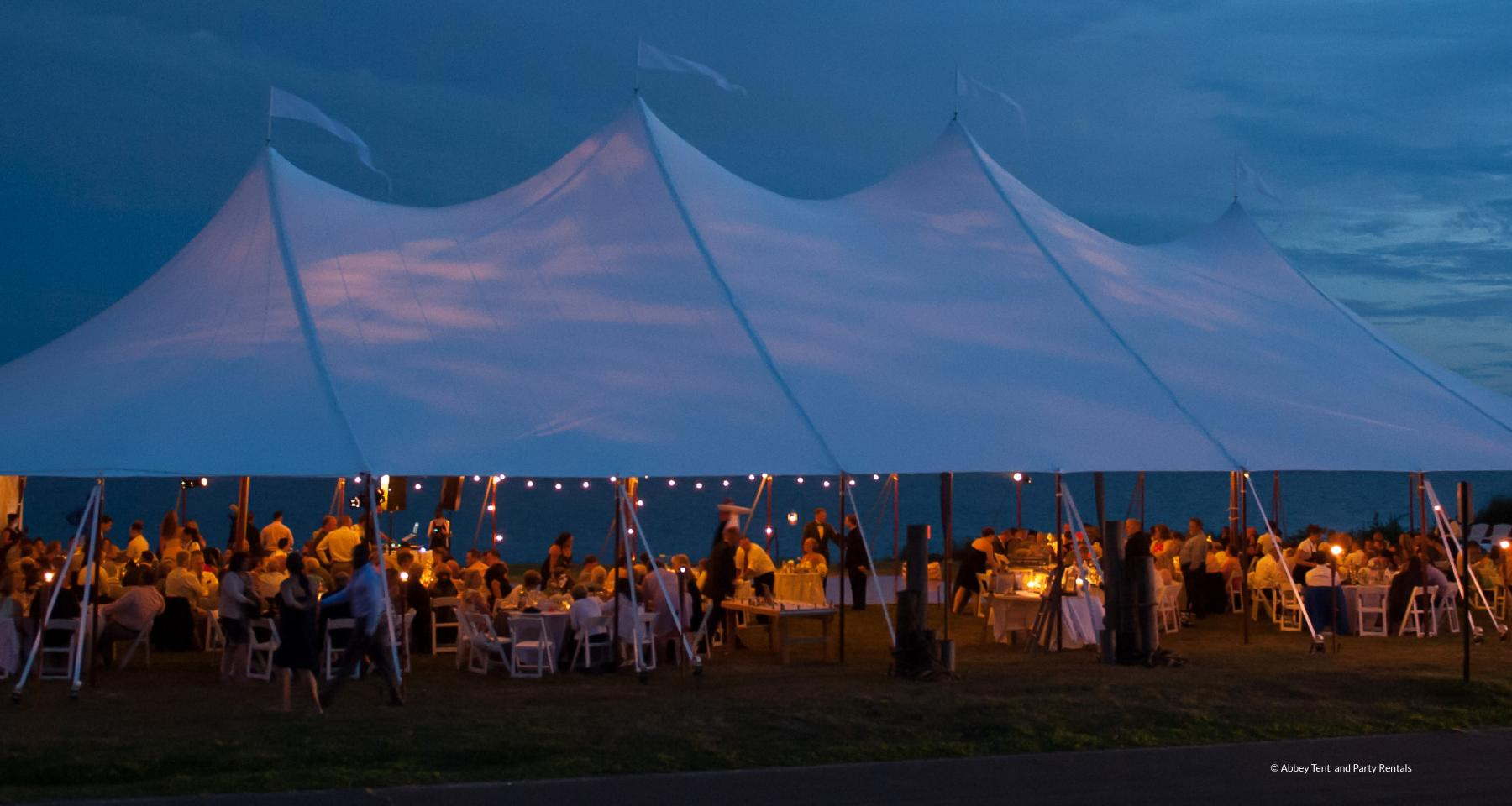 Top Custom Tent Manufacturer for Weddings & Events | Fred's Tents