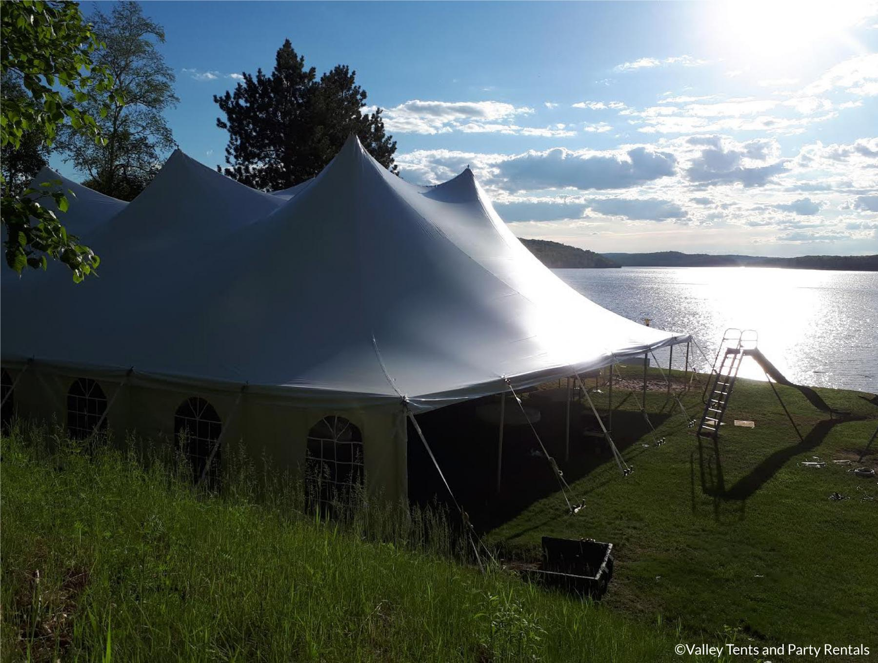 Leading Pole Tent Manufacturer | Browse Our Pole Tents For Sale Now
