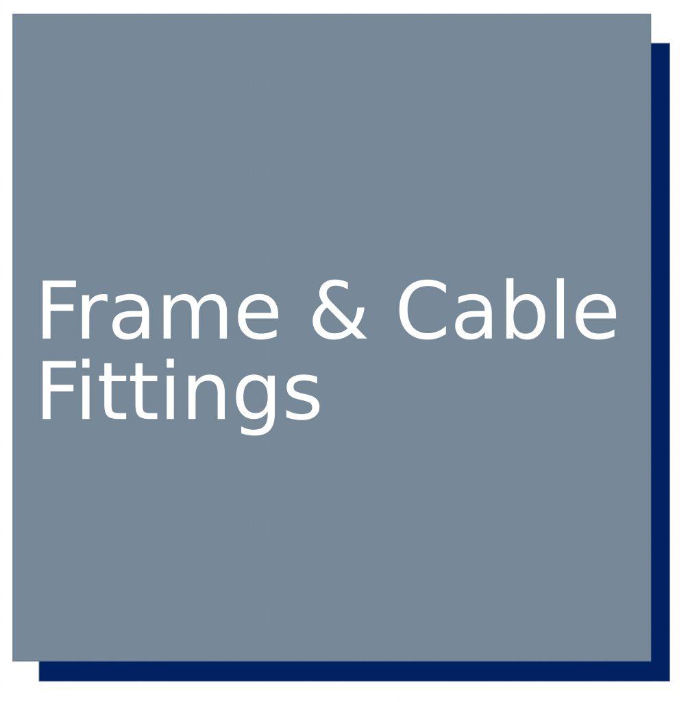Frame & Cable Header