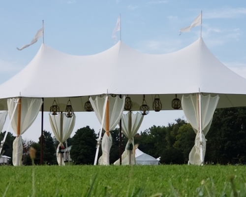 Chesapeake Bay Stillwater Event Tent